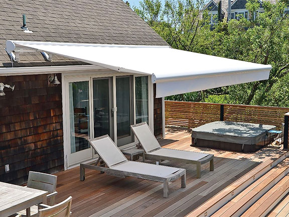 The Geneva Mr Awnings A Sunspaces Company