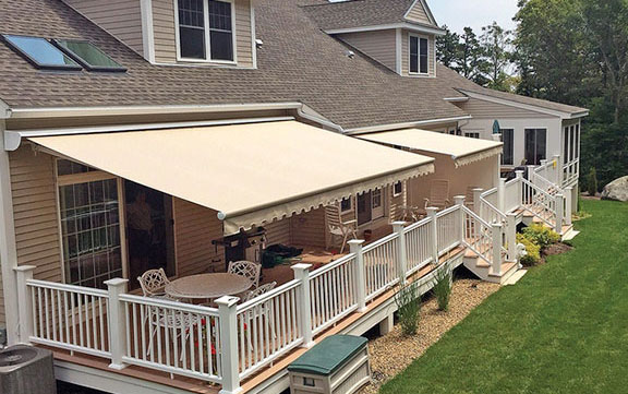 Futureguard retractable awning
