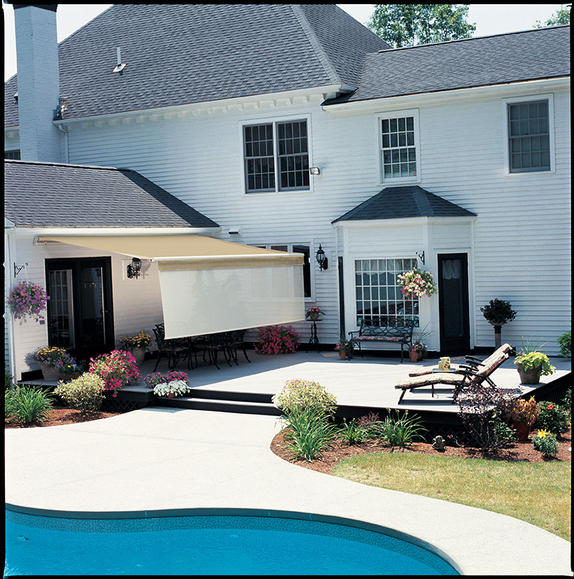 SunSetter Platinum Retractable Awnings   Mr Awnings - A ...
