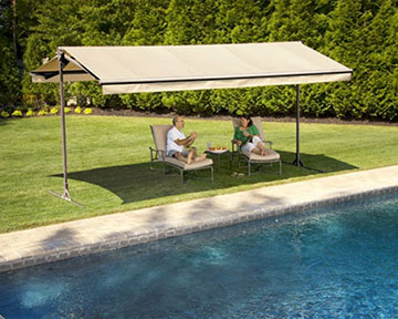 SunSetter Retractable Awnings North Shore MA   Mr Awnings ...