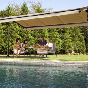 Oasis Freestanding Mr Awnings A Sunspaces Company