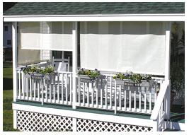 Sunsetter Solar Shades Mr Awnings A Sunspaces Company