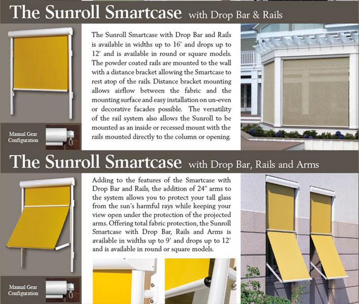 Sunroll options