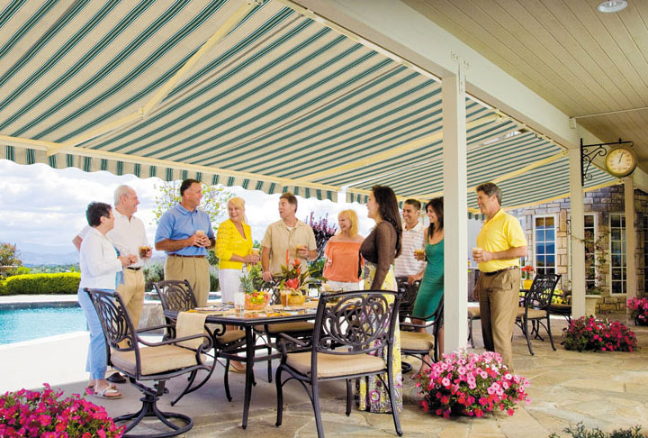 Retractable Awnings Cost for Stow, Tyngsborough and ...