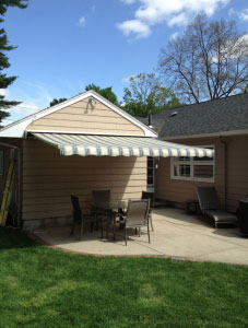 Benefits of residential awning installation in Massachusetts
