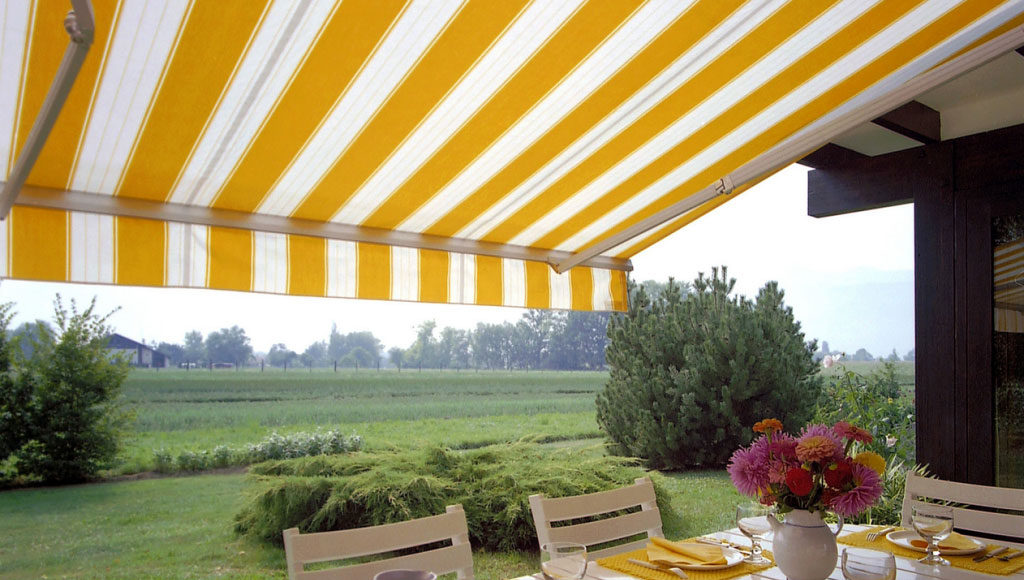 Spring is the perfect time to install awnings on your home