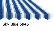 Sky Blue 5945