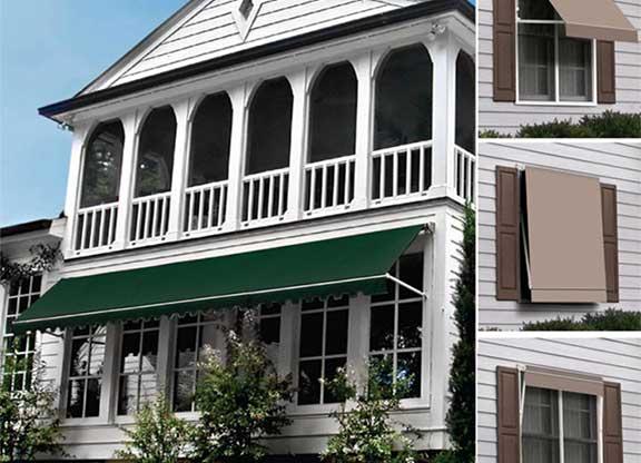 The Sundrop by Sunesta - window & door canopies