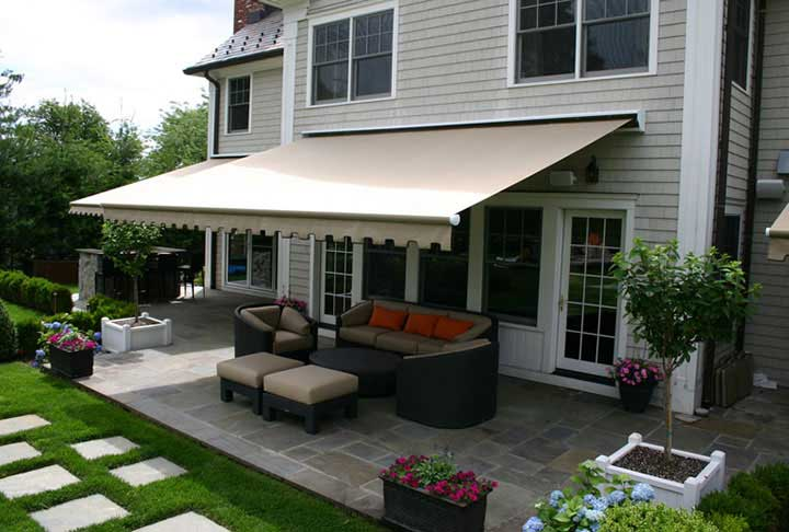 Mr Awnings professional awning installation process